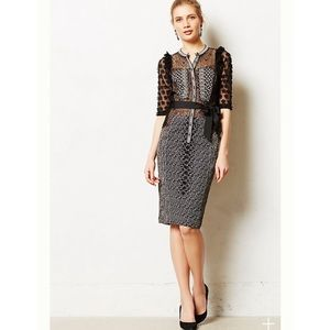 Anthropologie beguile byron lars allusione dress